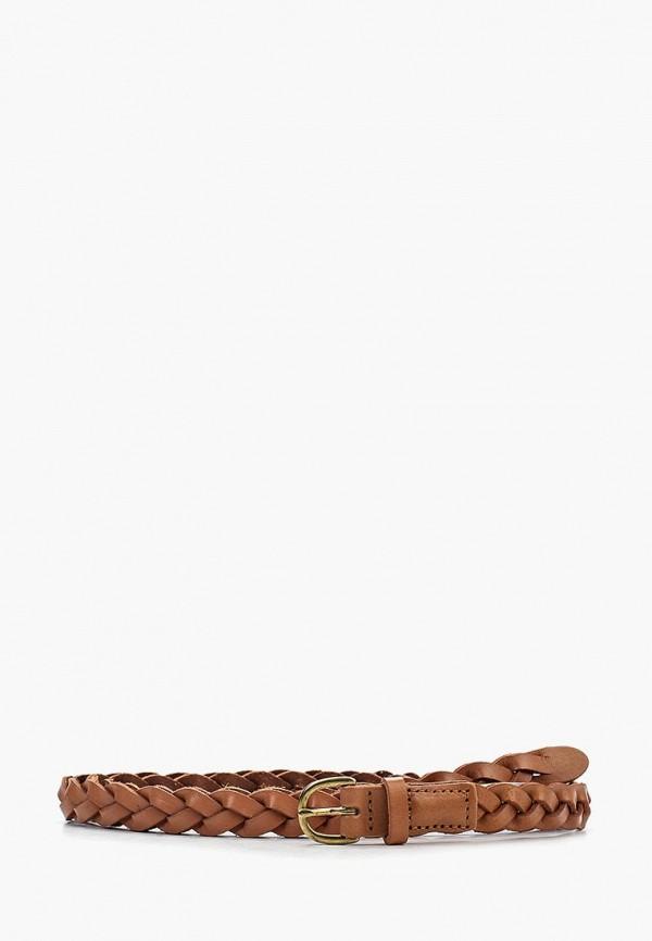Купить Ремень Gap, GA020DWNQO26, коричневый, Весна-лето 2018