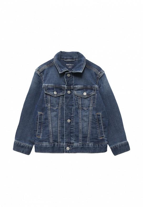 Купить Куртка джинсовая Gap, GA020EBAHDC1, синий, Весна-лето 2018