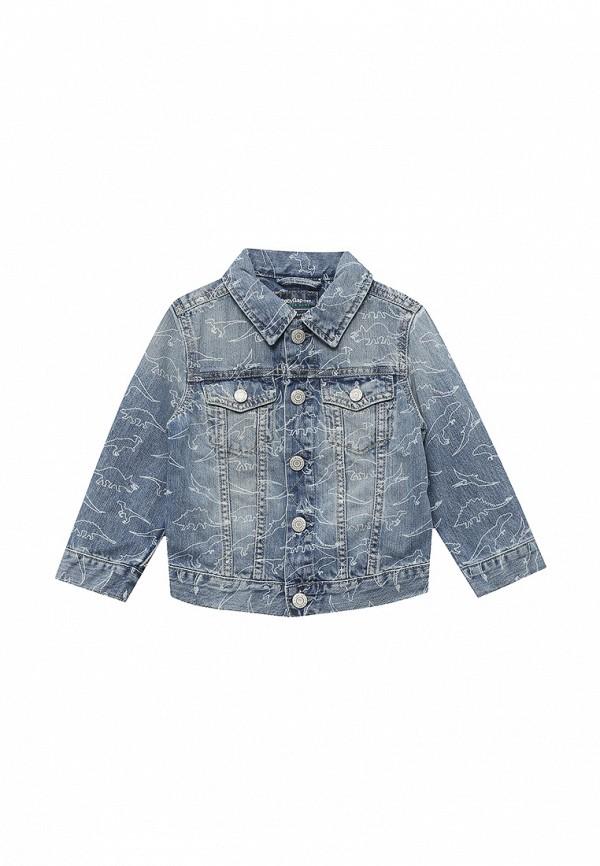 Купить Куртка джинсовая Gap, GA020EBAHMQ2, синий, Весна-лето 2018