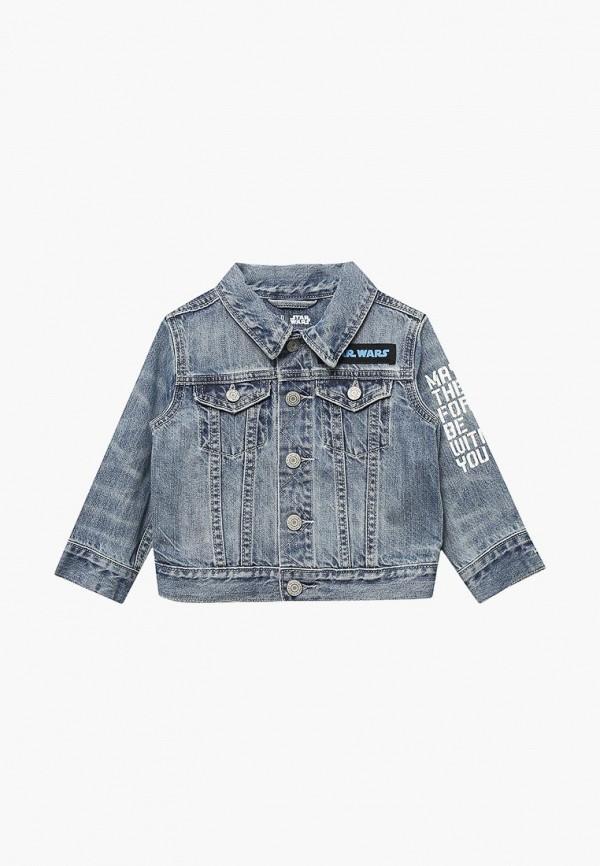 Купить Куртка джинсовая Gap, GA020EBAHMQ4, синий, Весна-лето 2018