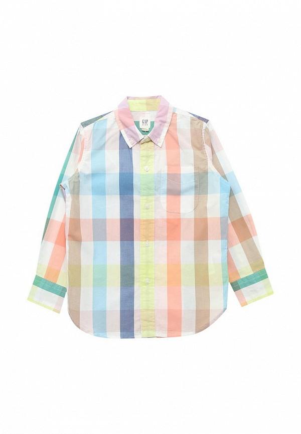 Рубашка Gap Gap GA020EBAHOY7 рубашка gap gap ga020emtlx77