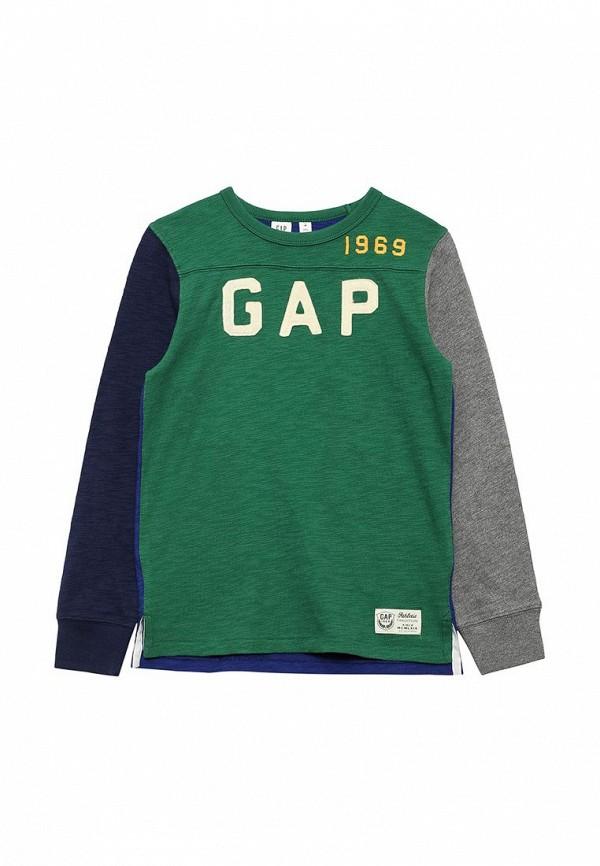 Футболка с длинным рукавом Gap 234430