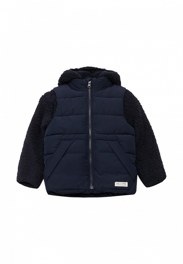 Купить Куртка утепленная Gap, GA020EBYHJ23, синий, Осень-зима 2017/2018