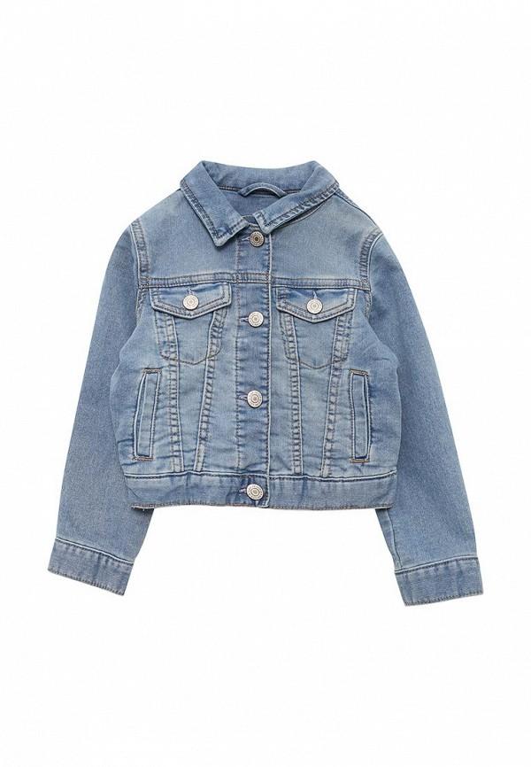Купить Куртка джинсовая Gap, GA020EGAHDC2, голубой, Весна-лето 2018
