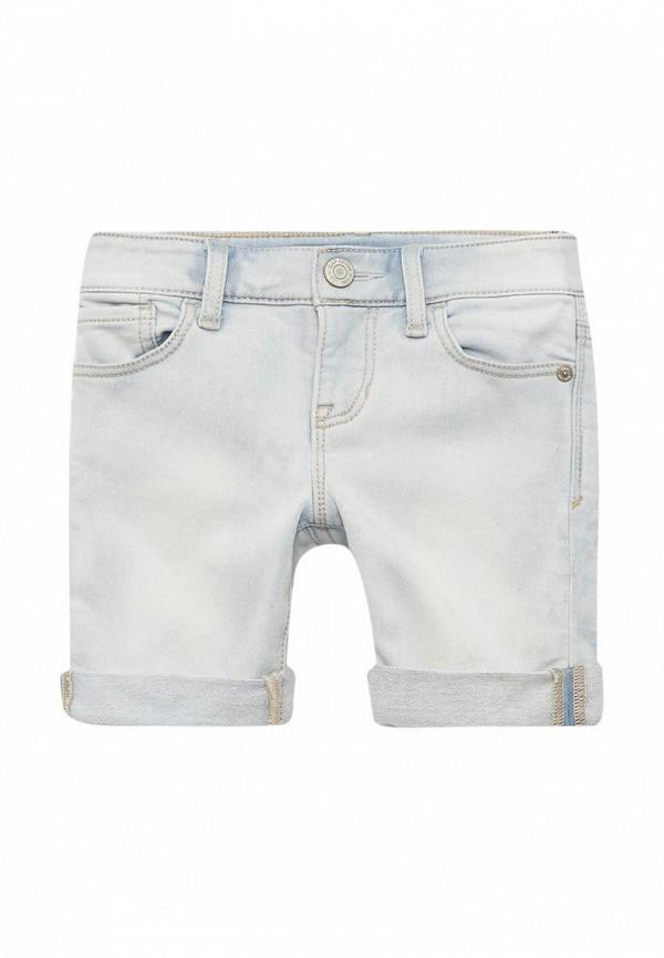 Купить Шорты джинсовые Gap, GA020EGAHDC9, голубой, Весна-лето 2018