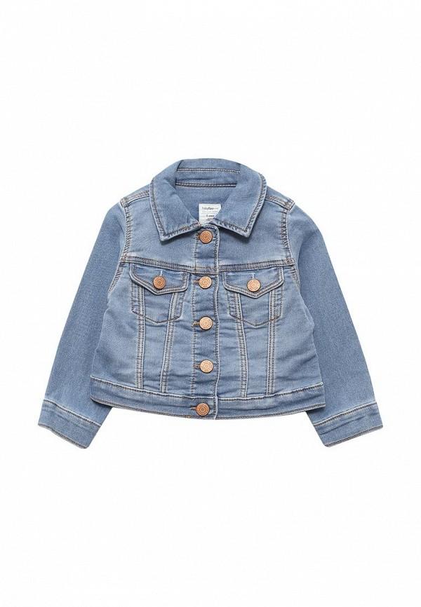 Купить Куртка джинсовая Gap, GA020EGAHDH9, голубой, Весна-лето 2018