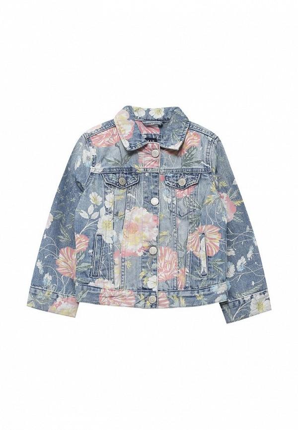 Купить Куртка джинсовая Gap, GA020EGAHPL3, голубой, Весна-лето 2018
