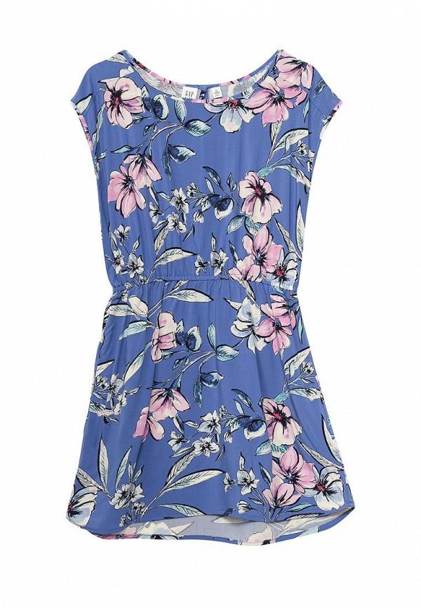 Купить Платье Gap синего цвета