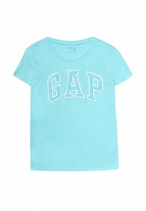 Футболка Gap Gap GA020EGPBK46 футболка gap gap ga020egpbk33