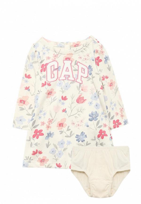 Комплект платье и трусы Gap Gap GA020EGWDF27 платье gap gap ga020egvoy65