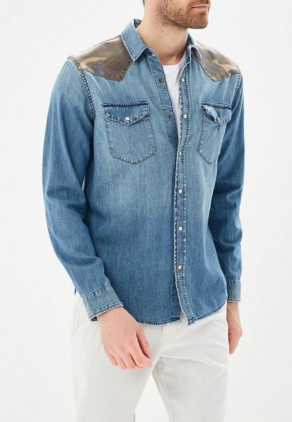 Фото Рубашка джинсовая Gap. Купить с доставкой