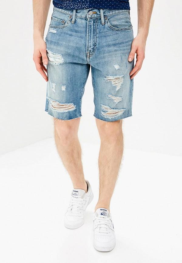 Купить Шорты джинсовые Gap, GA020EMAGWY0, голубой, Весна-лето 2018