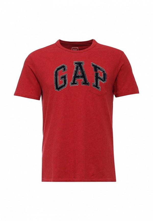Футболка с надписями Gap 323378