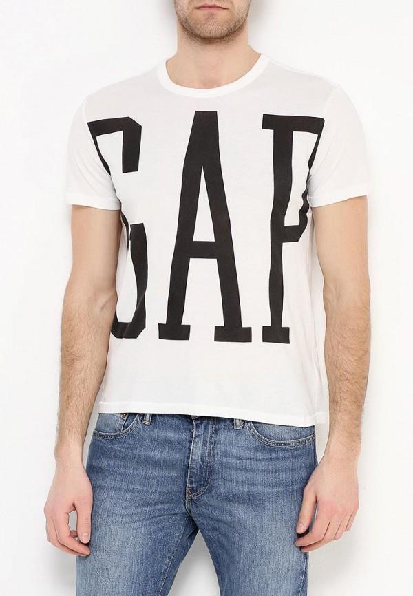 Футболка Gap Gap GA020EMPBO58 футболка gap gap ga020egvpa55