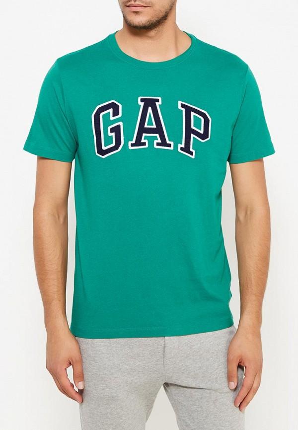 Футболка Gap Gap GA020EMTLV63 футболка gap gap ga020egpbk33