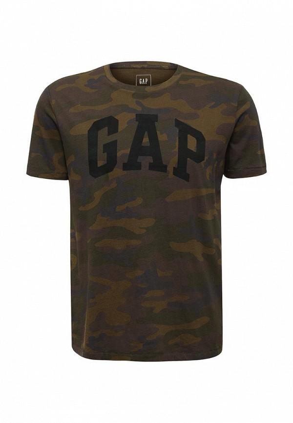 Футболка Gap Gap GA020EMTLY19 пончо gap gap ga020egyhi88