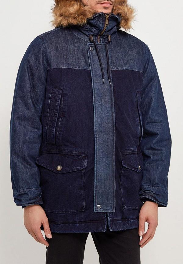 Купить Куртка утепленная Gap, GA020EMWXU43, синий, Осень-зима 2017/2018