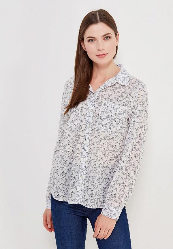 Рубашка Gap Gap GA020EWAKPJ0 футболка для фитнеса женская asics layering top цвет серый 136042 0718 размер xs 40 42
