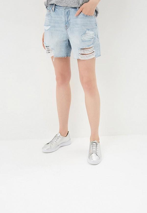 Фото Шорты джинсовые Gap. Купить с доставкой