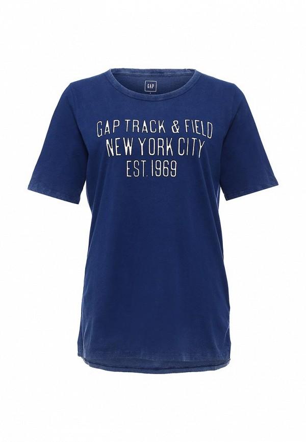 Футболка с надписями Gap 352594