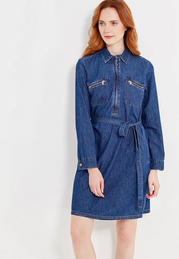 Платье джинсовое Gap Gap GA020EWVDI94