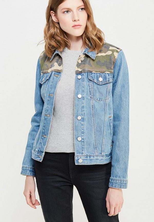 Фото Куртка джинсовая Gap. Купить с доставкой