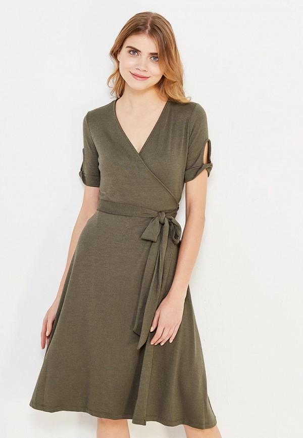 Фото - женское платье Gap цвета хаки