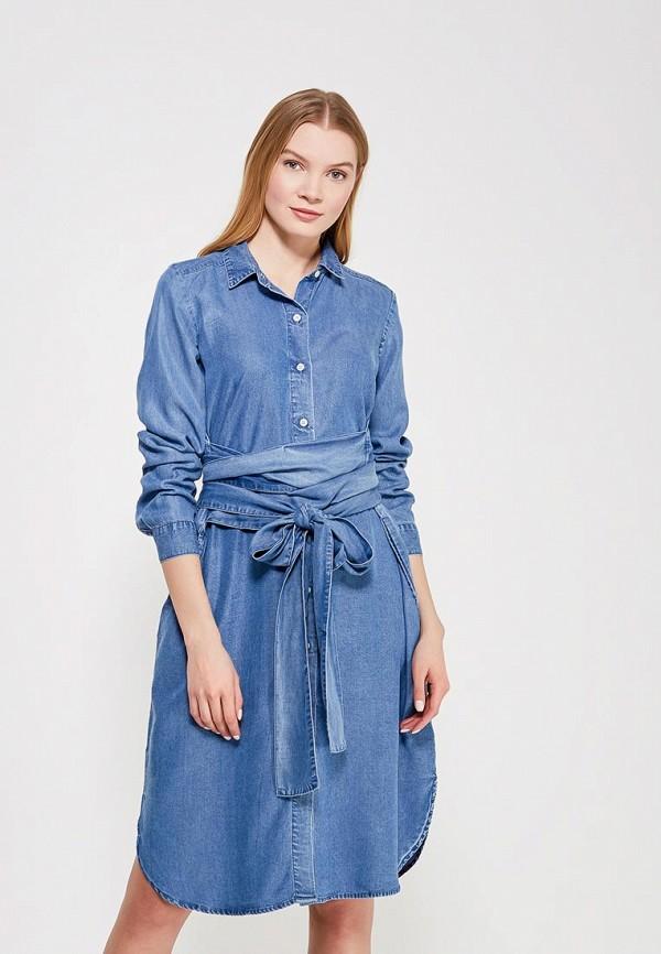 Платье джинсовое Gap Gap GA020EWXAL35 лонгслив gap gap ga020ewvdp97