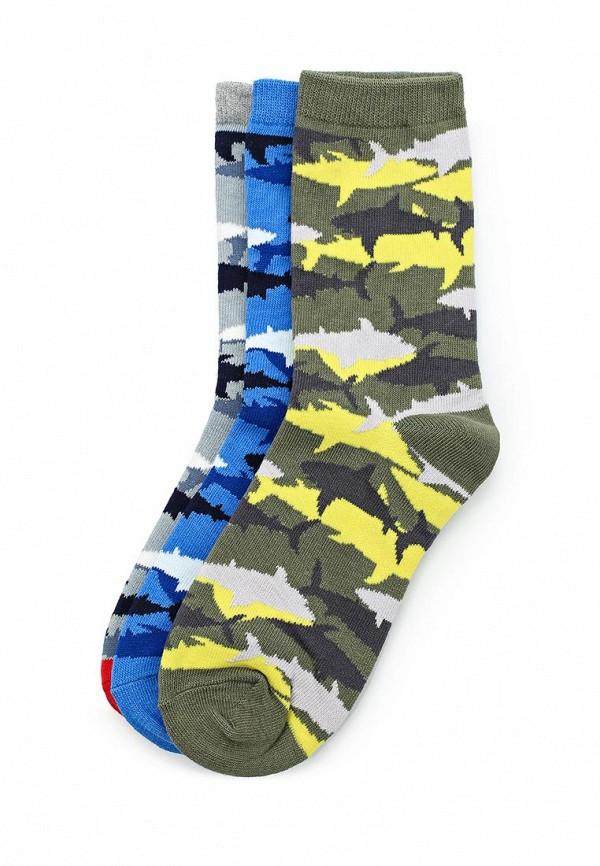 Фото Комплект носков 3 пары Gap. Купить с доставкой