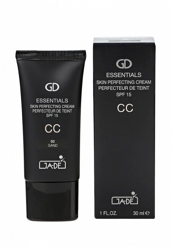СС-крем Ga-De Ga-De GA022LWQMB26 ga de крем сс essentials skin perfecting no 3
