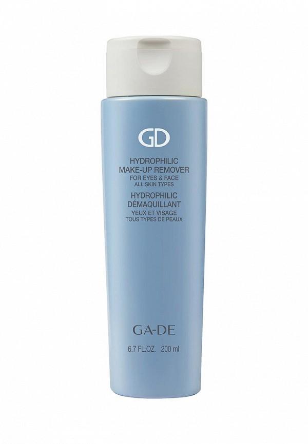 Средство для снятия макияжа Ga-De Ga-De GA022LWXSS50 ga de cредство для снятия макияжа с глаз и лица hydrophilick make up remover 200мл