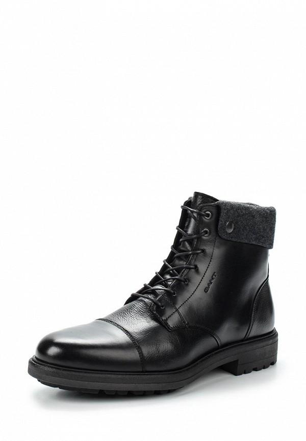 Ботинки Gant Gant GA121AMVOB38 туфли gant gant ga121amvob46