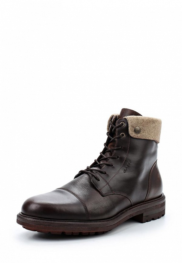 Ботинки Gant Gant GA121AMVOB39 gant часы gant w70471 коллекция crofton