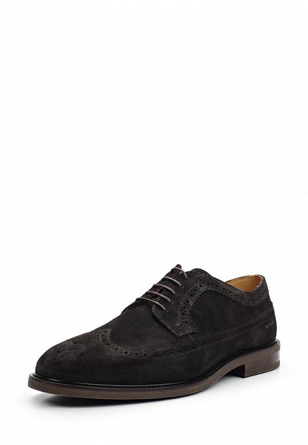 Туфли Gant Gant GA121AMVOB42 туфли gant gant ga121amvob46
