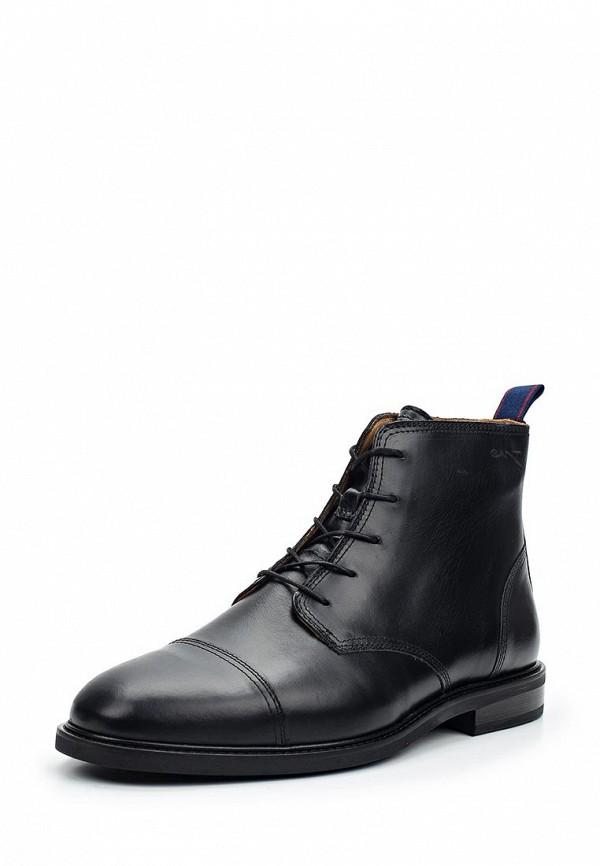 Ботинки Gant Gant GA121AMVOB43 слипоны gant