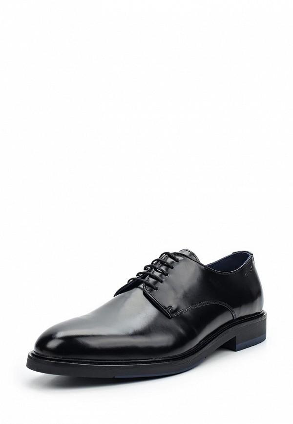 где купить Туфли Gant Gant GA121AMVOB46 по лучшей цене