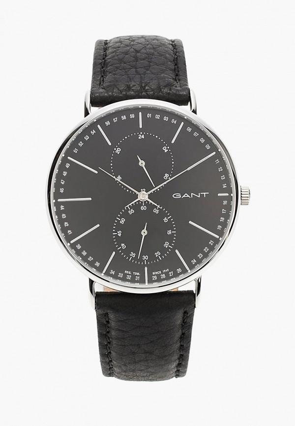 Купить Часы Gant, GA121DMBMYA9, черный, Весна-лето 2018