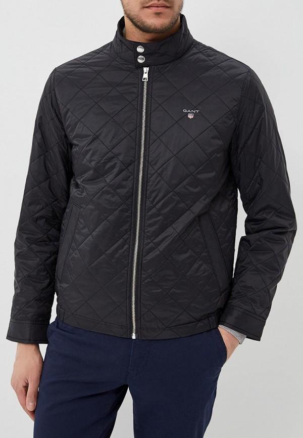 Куртка утепленная Gant Gant GA121EMAXDE6 knitting the perfect fit