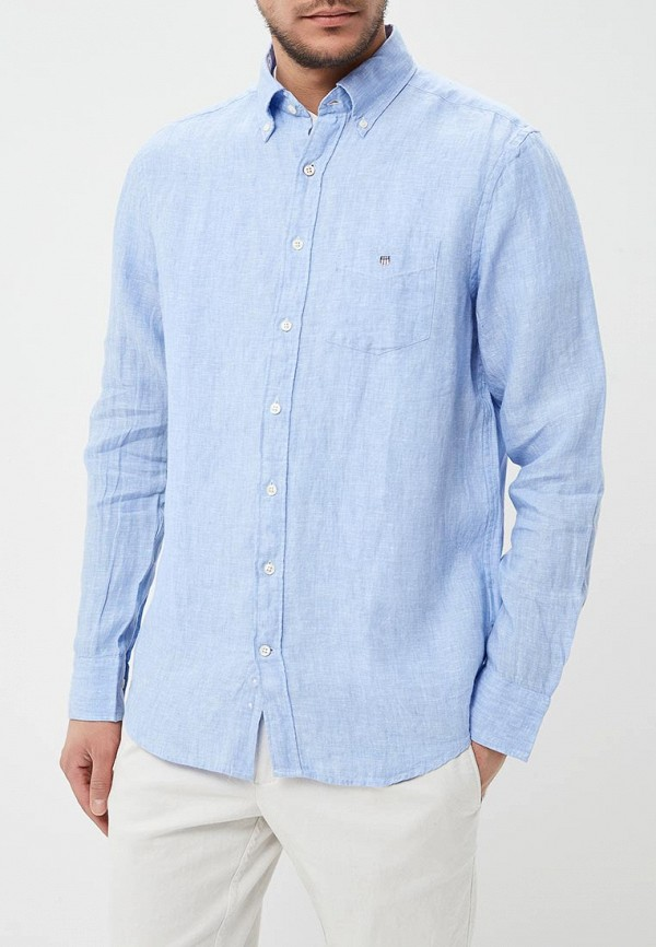 Рубашка Gant Gant GA121EMAXDF1 gant часы gant w70471 коллекция crofton
