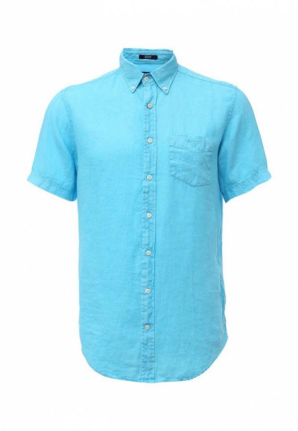 Рубашка с коротким рукавом Gant 393101