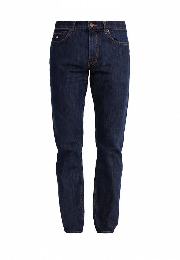 Мужские прямые джинсы Gant 1312409