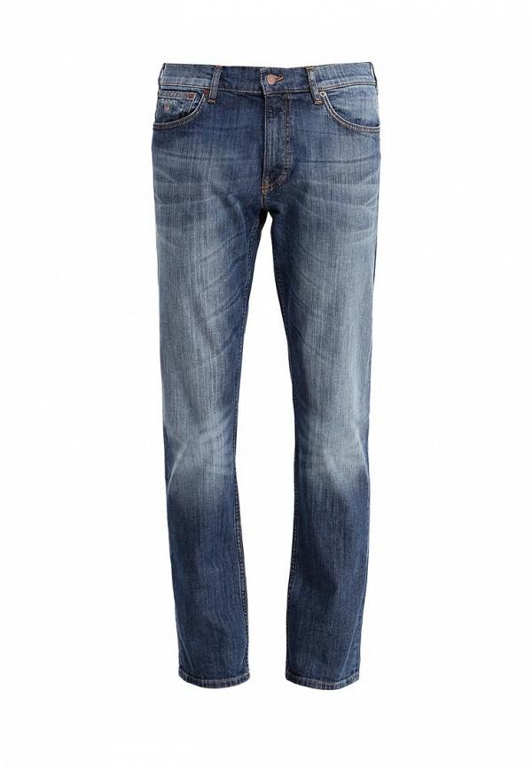 Мужские прямые джинсы Gant 1312509