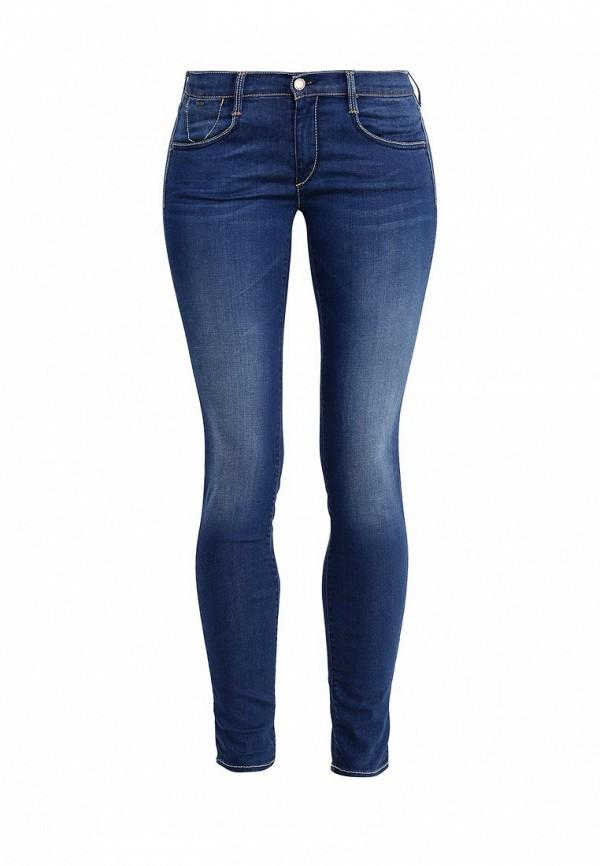 Купить женские джинсы Gas синего цвета