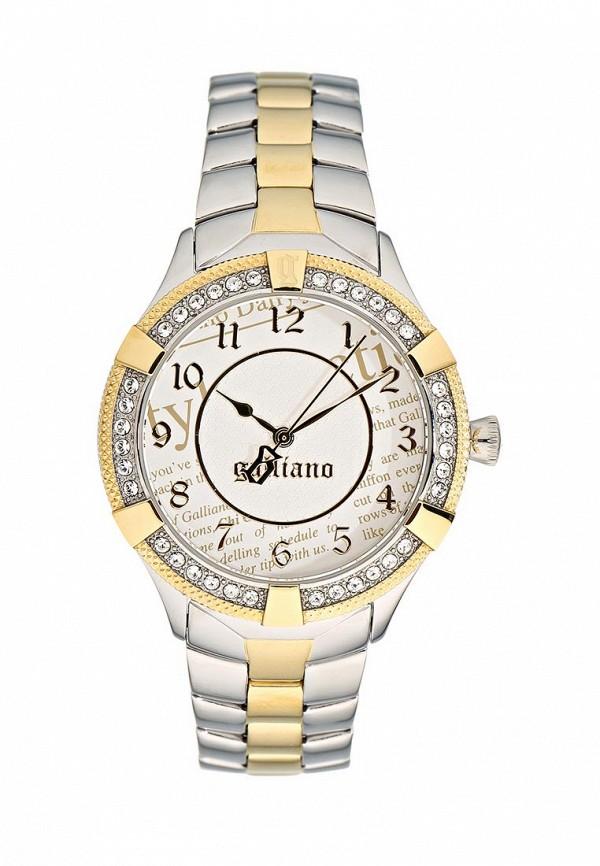 Часы Galliano Galliano GA626DWCMA55 толстовка galliano толстовка