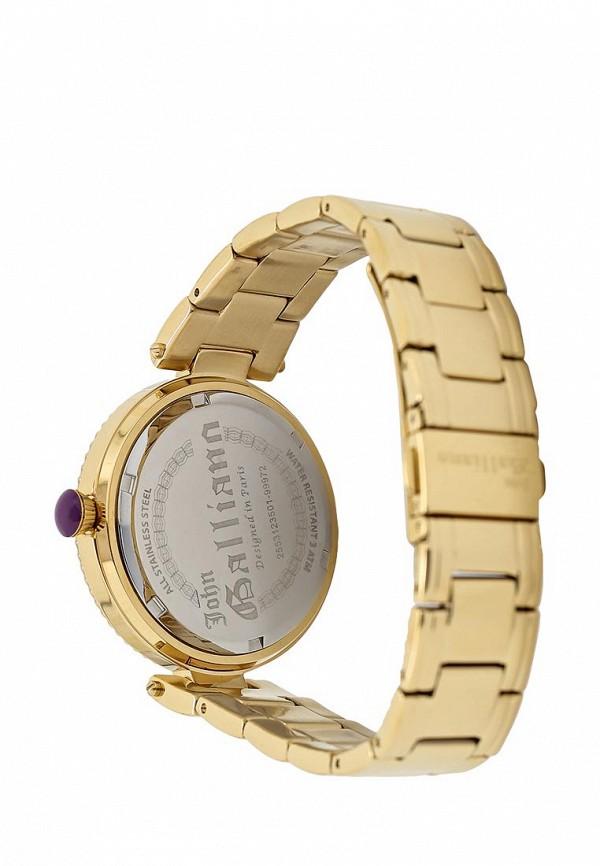 Часы наручные женские galliano the gardener, цвет: серебристый.