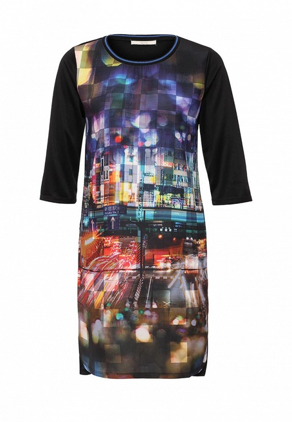 Платье-миди Gaudi 54BD17371