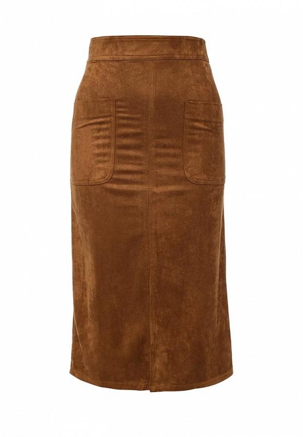 Прямая юбка G&B Gondola Blu P16-D1632