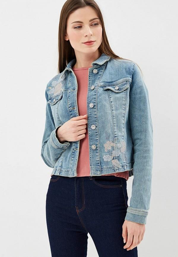 Куртка джинсовая Gerry Weber Gerry Weber GE002EWAENT8 куртка gerry weber 750010 31060 99700