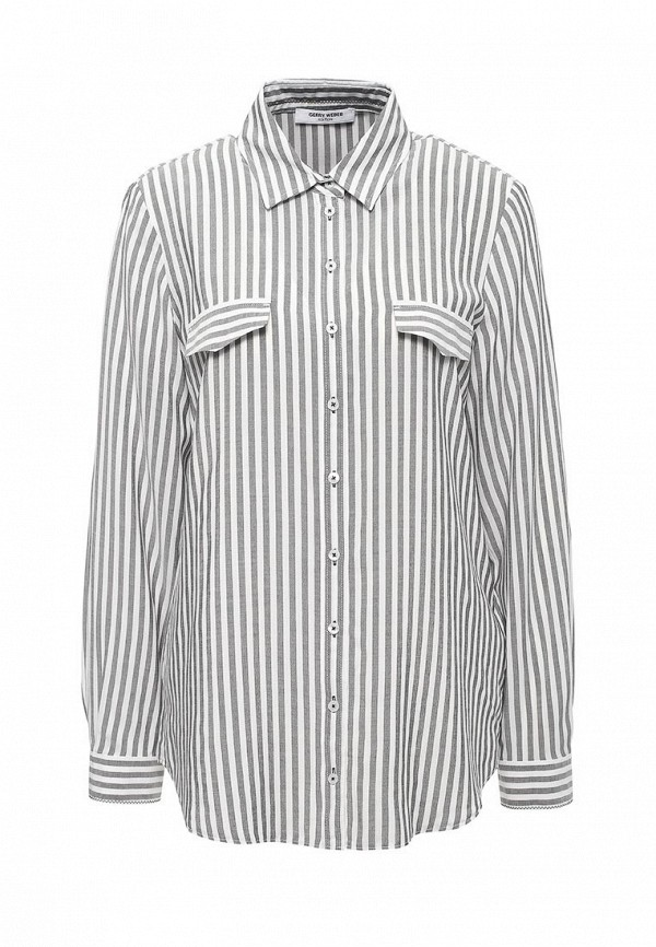 Рубашка Gerry Weber Gerry Weber GE002EWORT78 gerry weber платье gerry weber pf18002838122 9010