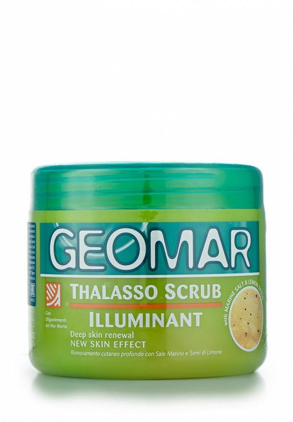 Скраб для тела Geomar Geomar GE003LUBBI50 geomar молочко для тела geomar fluida corpo geomar 300 мл